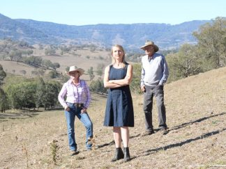 Nundle vows to fight wind farm proposal